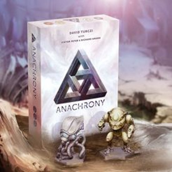 Anachrony 2nd base Mindclash Games