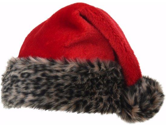 Kerstmuts Met Licht : Bol kerstmuts met luipaard bontrand merkloos speelgoed
