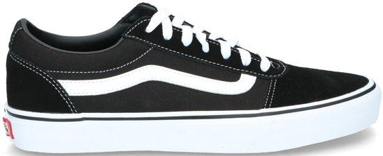 Zwarte Lage Skateschoenen Vans Milton | TORFS.BE | Gratis verzend en retour