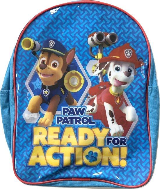 f77a75f8006 Nickelodeon Paw Patrol - Peuter / Kleuter Rugzakje schooltas - 30x23x8 cm