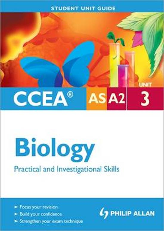 CCEA AS/A2 Biology Unit 3