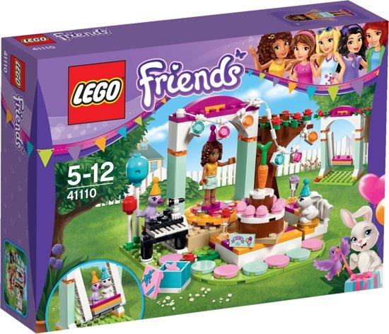 Uitzonderlijk bol.com | LEGO Friends Verjaardagsfeest - 41110, LEGO | Speelgoed @CN56