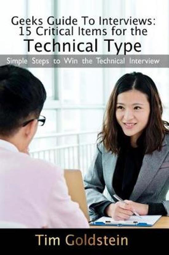 Geeks Guide to Interviews