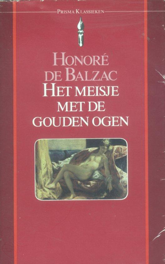 Meisje met de gouden ogen - Honoré de Balzac pdf epub