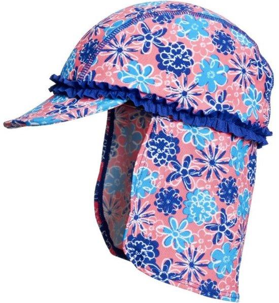 b9c5bb770c19a3 bol.com | Playshoes - UV werende zonnepetje voor kinderen - Blauwe ...
