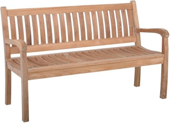 beaufort teak tuinbank 180 cm. Black Bedroom Furniture Sets. Home Design Ideas