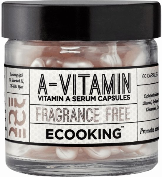 ecooking Vitamine a serum