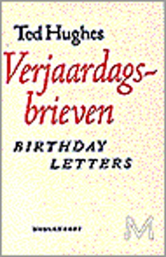 Verjaardagsbrieven
