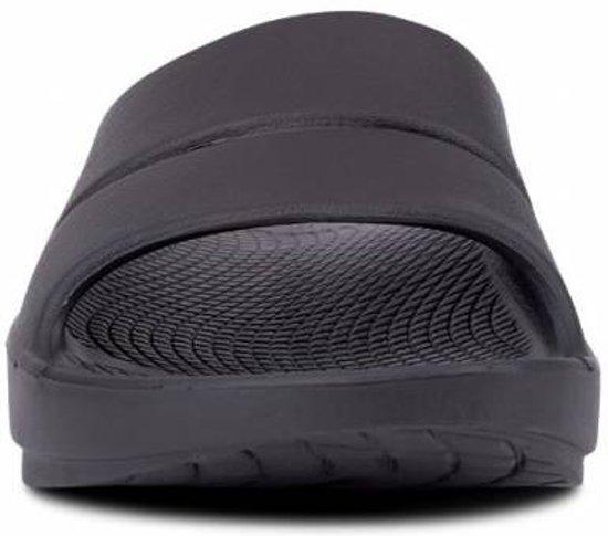 Oofos Ooahh Slide Black Black Oofos Oofos Slide Ooahh Ooahh Slide AArPFqwR