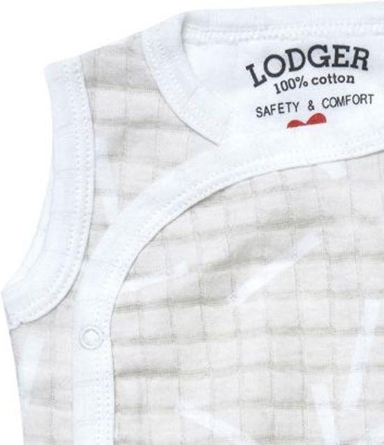 Lodger Rompertje Baby - Romper Ciumbelle - Ivoor - Mouwloos - 62