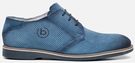 Bugatti Melchiore veterschoenen blauw - Maat 40