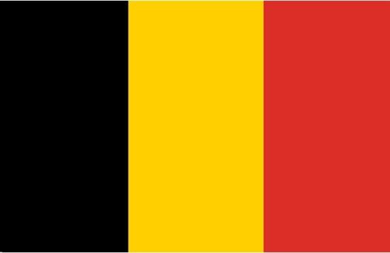 Vlag België - belgische vlag 150x90cm