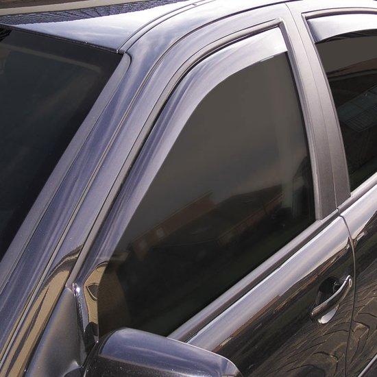 Zijwindschermen Dark Honda Accord 4 Deurs 2013-