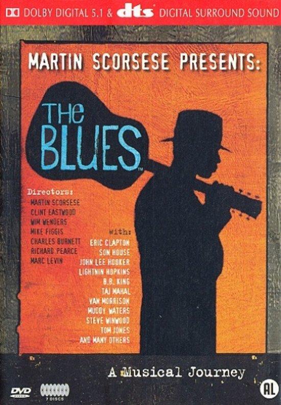 Cover van de film 'Blues - A Musical Journey'