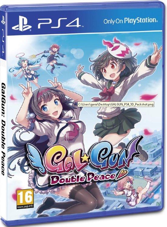 Gal Gun Double Peace - Test - Gameplay FR HD - PS4 PS Vita