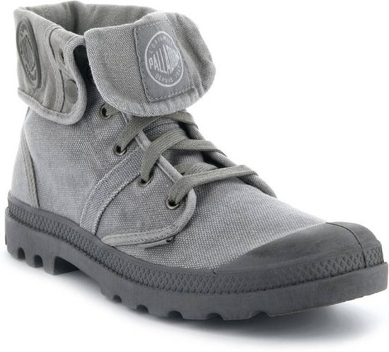 Palladium Pallabrouse Baggy Titanium High Rise Schoenen Dames