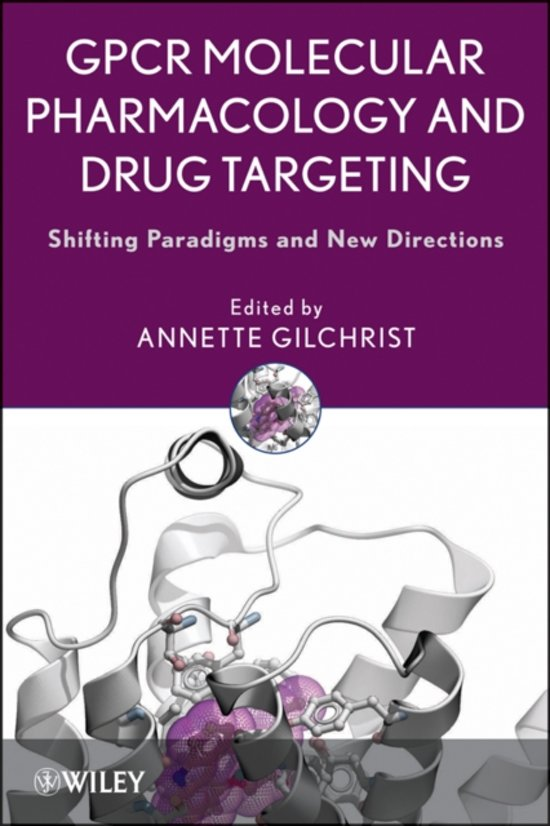 GPCR Molecular Pharmacology and Drug Targeting