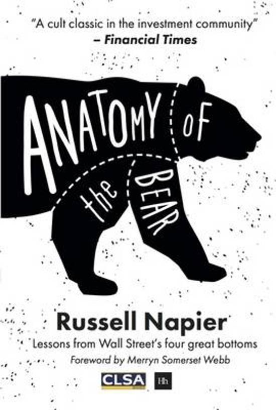 bol.com | Anatomy of the Bear, Russell Napier | 9780857195227 | Boeken