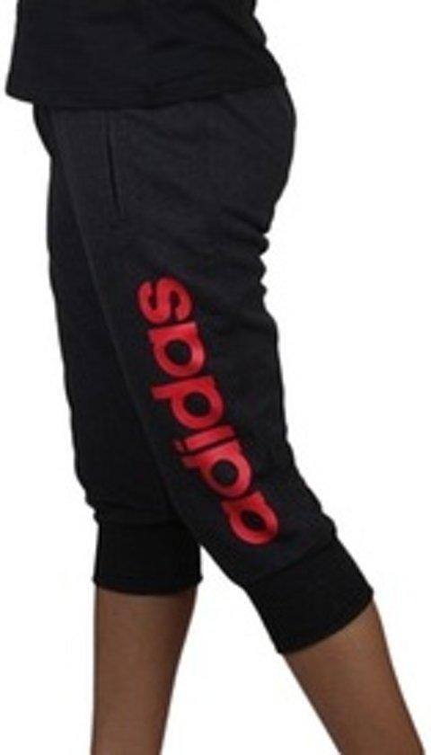 28354d68e77 bol.com   adidas Essentials Linear 3/4 Pants - AY4850 - Sportbroek ...