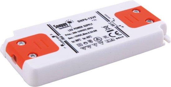 LED driver 12V 0-6W niet-dimbaar