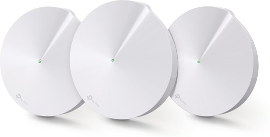 TP-Link Deco M9 Plus - Smart Home Wifi Systeem - Triple Pack