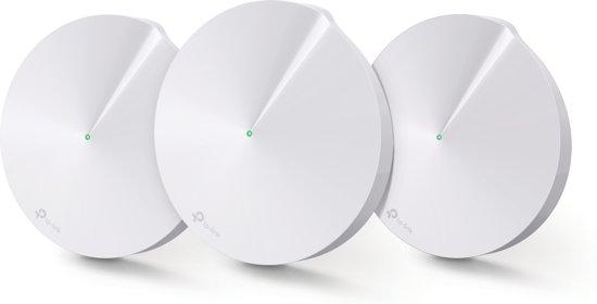 TP-LINK Deco M9 Plus - Multiroom wifi systeem - Triple Pack