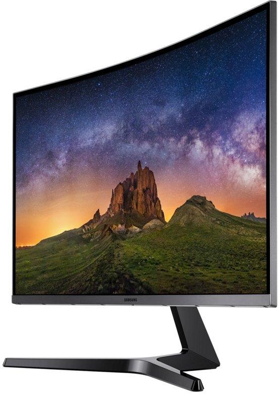 Samsung Premium Curved Gaming Monitor 32 inch LC32JG50QQU