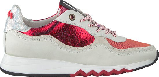 Bommel 40 Maat 85265 Beige Dames Floris Van Sneakers 6Hqzn5w