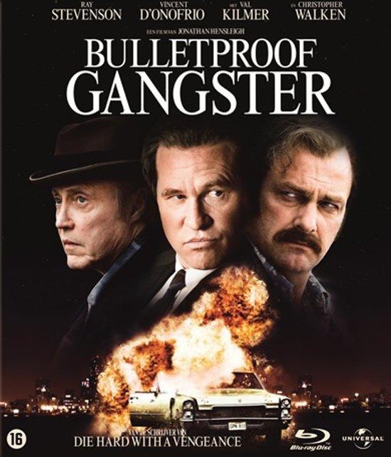 Cover van de film 'Bulletproof Gangster'
