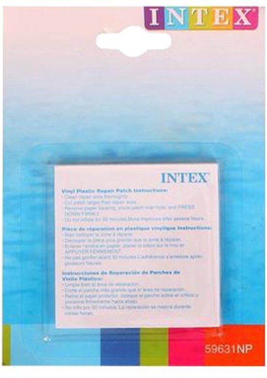 Intex Reparatieplakkers Set