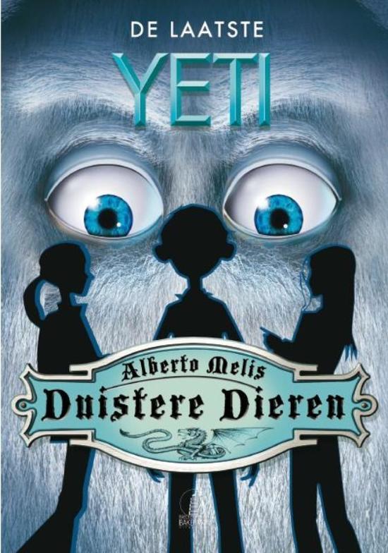 Cover van het boek 'De laatste Yeti'