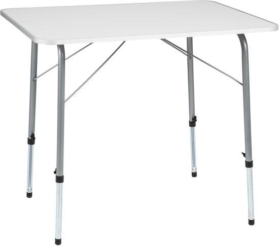 TecTake - campingtafel - inklapbaar, afmetingen 80 x 60 x 68 cm - 402173