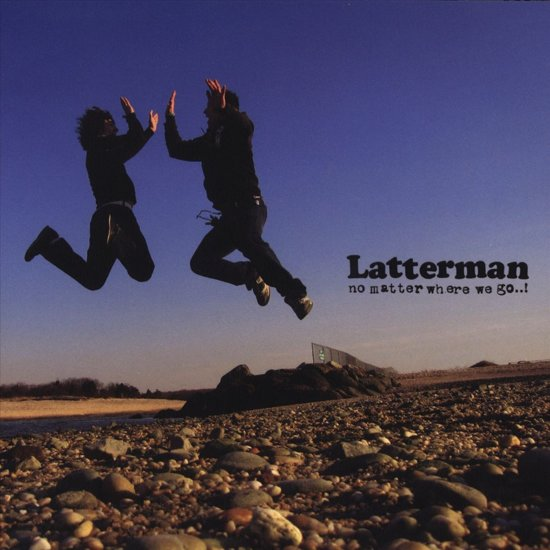 Bolcom No Matter Where We Go Latterman Cd Album Muziek
