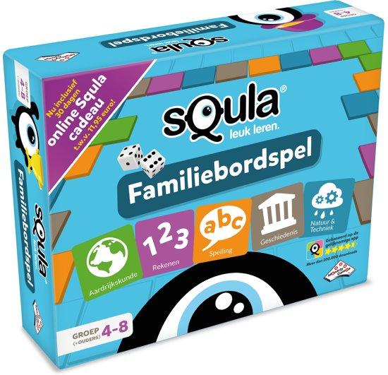 Afbeelding van Squla Familiebordspel - voor groep 4-8 + ouders speelgoed