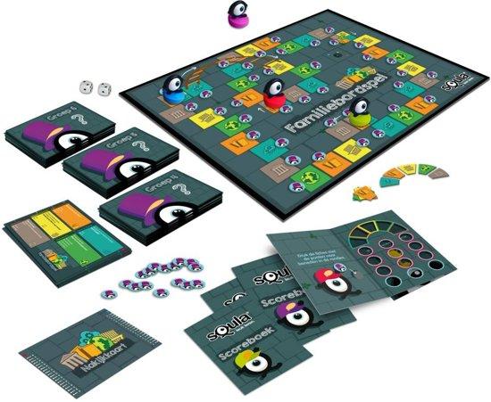 Thumbnail van een extra afbeelding van het spel Squla Familiebordspel