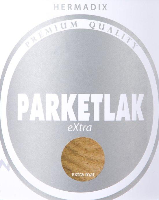 Hermadix Parketlak eXtra - Extra mat - 2,5 liter