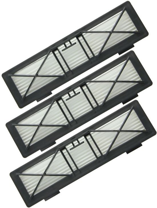 Botvac, Botvac D en Botvac Connected Serie Plus.Parts Ultra Filterset voor Neato (3 Stuks)