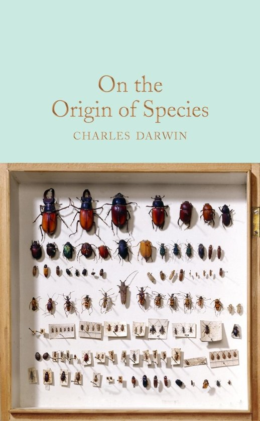 an overview of on the origin of species a theory of evolution by charles darwin