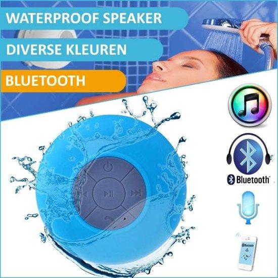 bol.com | Bluetooth Waterproof Speaker / Waterdicht / douche ...