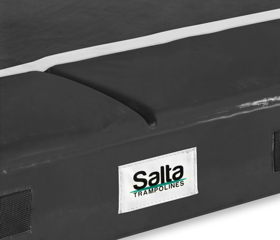 Salta Excellent Ground 153 x 214 cm Zwart - Trampoline