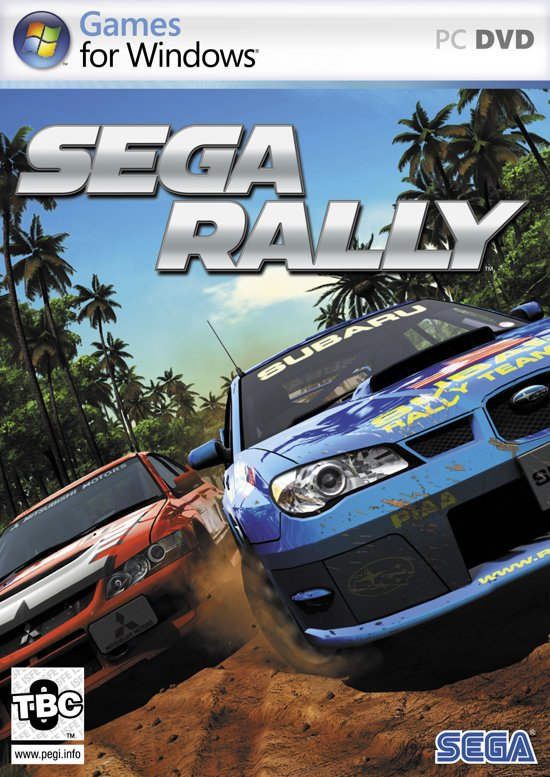 Sega Rally - Windows