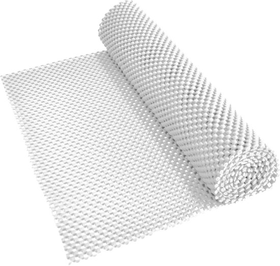 Anti Slip Matje.Aidapt Anti Slip Mat Creme Wit Voor Lade Dienblad Vloer