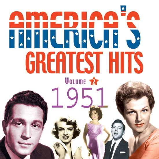 America's Greatest Hits, Vol. 2: 1951