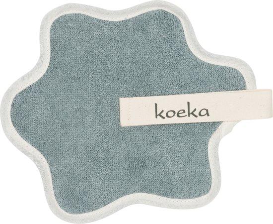 Koeka - Speendoekje Rome -  One Size - sapphire