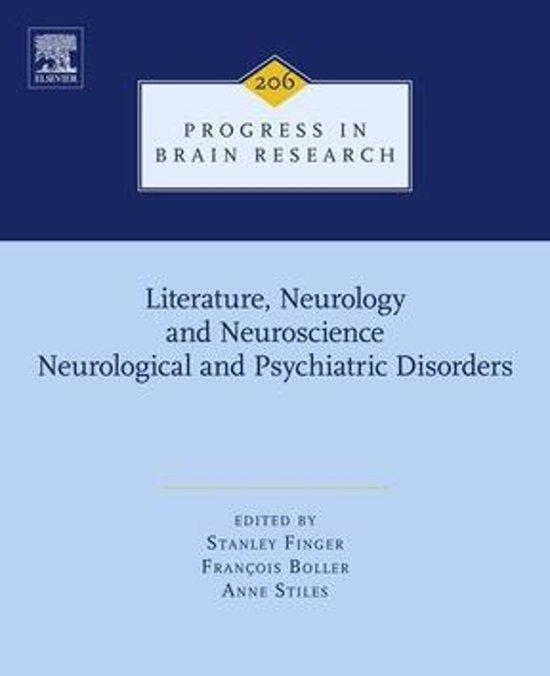 Literature, Neurology, and Neuroscience: Neurological and Psychiatric Disorders