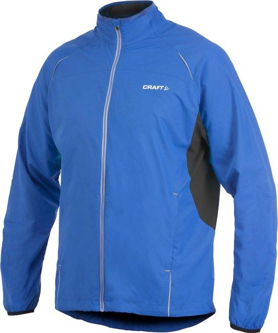 56499ddcb9596b bol.com   Craft Prime Jacket - Trainingsjas - Heren - Maat L - Blauw