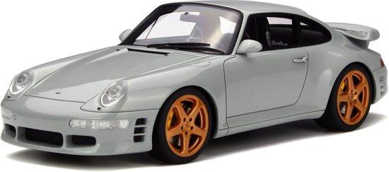 GT Spirit RUF Turbo R Grijs 1:18