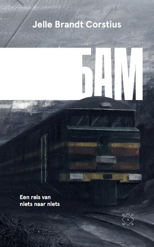 Boek cover BAM van Jelle Brandt Corstius (Paperback)