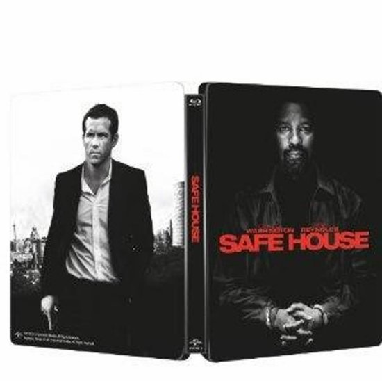 Cover van de film 'Safe House'