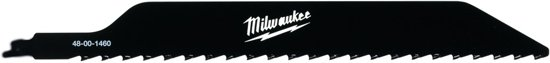 Milwaukee reciprozaagblad SPECIAL lang 450mm 1.5tnd per inch